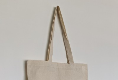 100% COTTON TOTE BAGS WITH GUSSET